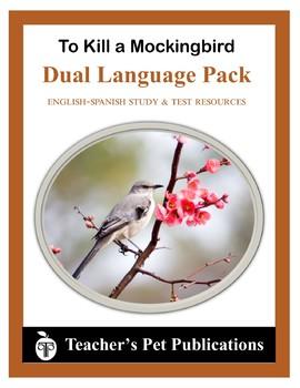 To Kill a Mockingbird English-Spanish Study Questions & Tests