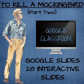 To Kill a Mockingbird (Google Classroom Interactive Compon