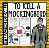 To Kill a Mockingbird Foldable
