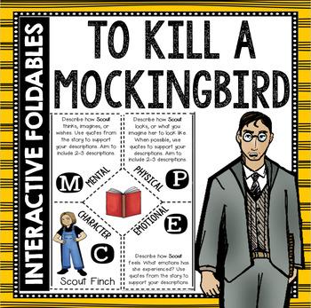 To Kill a Mockingbird: Reading and Writing Interactive Not