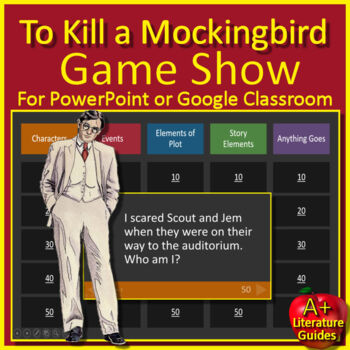 To Kill a Mockingbird Review Game