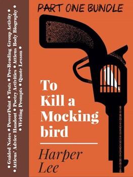 To Kill a Mockingbird Part One Bundle