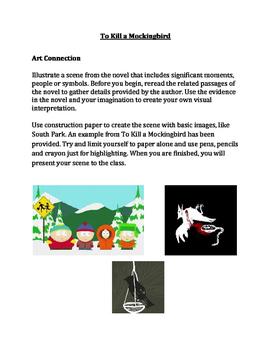 To Kill a Mockingbird Symbolism Project