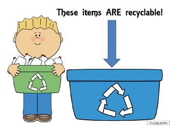 """""""To Recycle or Not to Recycle: That is the Question"""" Sorti"""