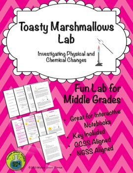 Toasty Marshmallows!  Exploring Physical and Chemical Properties