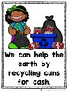 Today is Earth Day  (A Sight Word Emergent Reader)