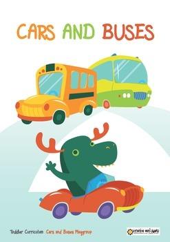 Toddler Curriculum - Cars & Buses