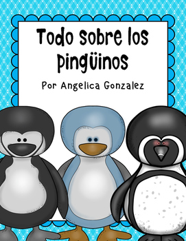 Todo sobre los pingüinos (Penguin Unit SPANISH)