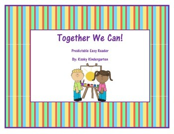 """Together We Can"""