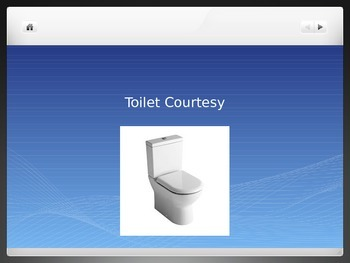 Toilet Courtesy Powerpoint