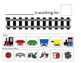 Token Board Starter Pack (Dinosaur, Train, Princess, and R