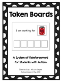 Token Boards: A System of Reinforcement for Students with ASD