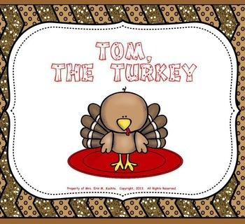 """Tom, The Turkey - Preparing For Solfege Tone """"Do"""" (PPT EDITION)"""