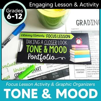 Tone & Mood: Focus Lesson for ANY Novel
