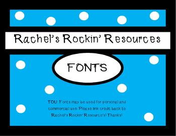 Tonight is the Night - FREE FONTS!