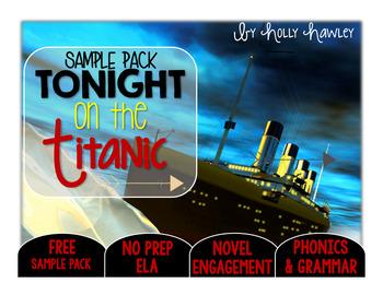 Tonight on the Titanic NO PREP (ELA) SAMPLE