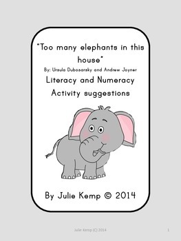 Too many elephants in this house - literacy and numeracy a