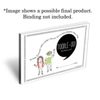 Toodle-oo: A Goodbye Book