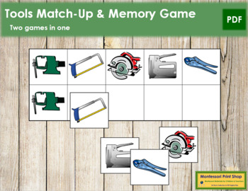 Tool Match-Up and Memory