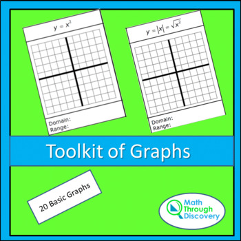 Calculus:  Toolkit of Functions