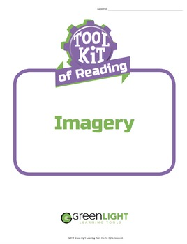 Toolkit of Reading: Imagery