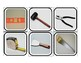 """""""Tools"""" Reality Picture Squares for Autism"""