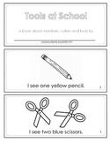 Tools at School Minibook
