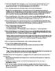Toothpick Fish Survival Activity: Activity Sheet & Chart Handout