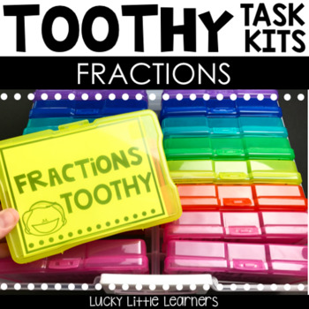 Toothy™ Task Kits - Fractions