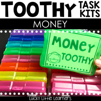 Toothy™ Task Kits - Money