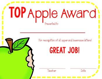 Top Apple Award