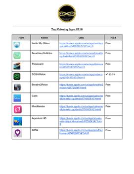 Top Calming Apps 2016