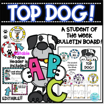 Student of the Week: Top Dog!