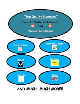Top Quality Responses for both Oral and Written Response t