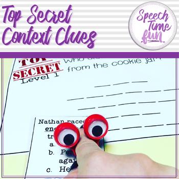 Top Secret Context Clues