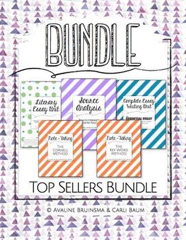 Top Sellers Bundle (Essay Writing, Source Analysis, Note Taking)
