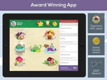 TopIQ Academy: Math, Reading & Writing for Preschool, Kind