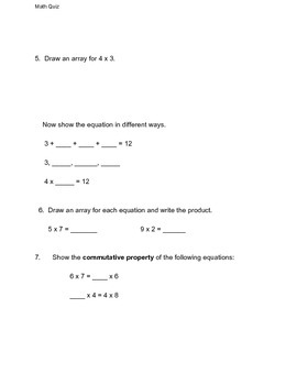 Topic 1 Quiz 1
