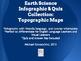 Topographic Maps Infographic and Quiz