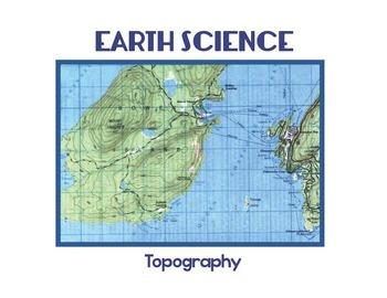 Topography Keynote Lesson