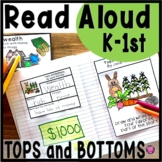 Tops and Bottoms Close Read Lesson Plans and Activities fo