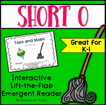 Short O Emergent Reader
