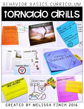 Tornado Drills- Behavior Basics Program for Special Education
