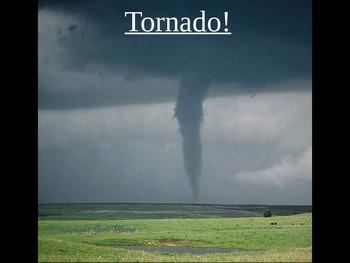 Tornado cloze