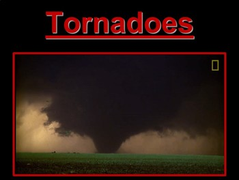 Tornadoes (LOTS OF ANIMATIONS.)