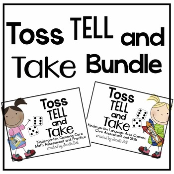 Toss Tell and Take Bundle