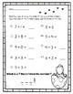 Touch Math Addition Within 10 Practice