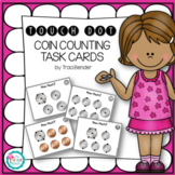 Touch Point Coin Counting Task Cards
