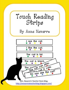 Touch Reading Strips
