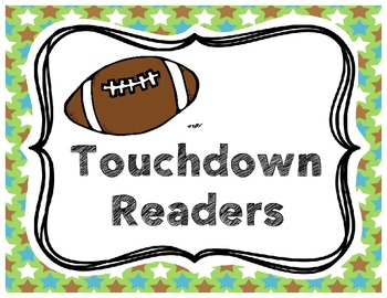 Touchdown Readers
